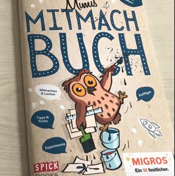 Mitmachbuch Mimi Migros