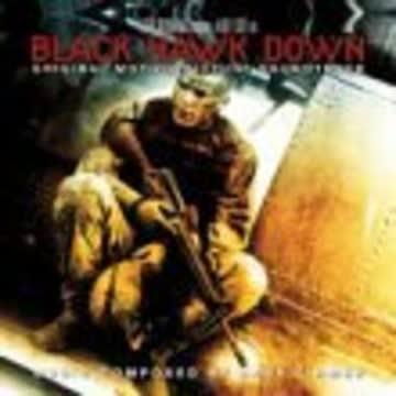 Film Soundtrack - Black Hawk Down