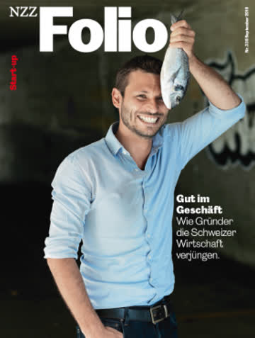NZZ Folio September 2019: Start-up: Schweizer Firmengründer