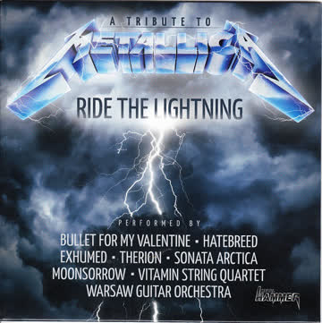 Metallica, a tribute to Ride the Lightning - Metal Hammer