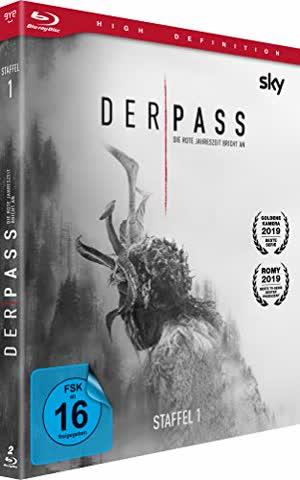Der Pass - 1. Staffel - Ungekürzte Originalfassung - (Episode 1-8) [Blu-ray]