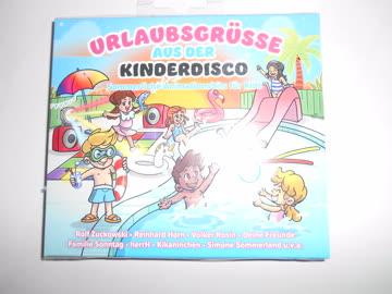 Urlaubsgrüsse aus der Kinderdisco