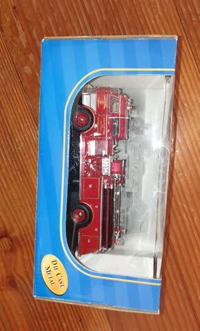 1960 Mack Fire Truck New Orginal OVP