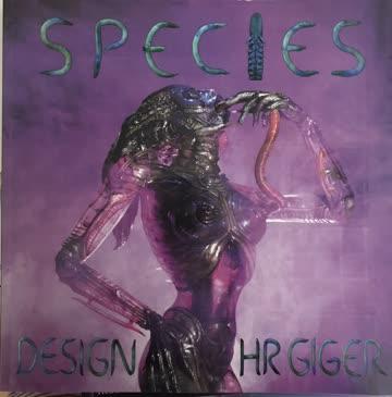 Species: Design HR Giger