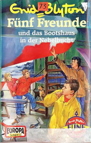 Fünf Freunde 045: und das Bootshaus in der Nebelbucht (MC)