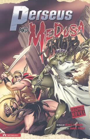 Perseus and Medusa (Graphic Revolve)