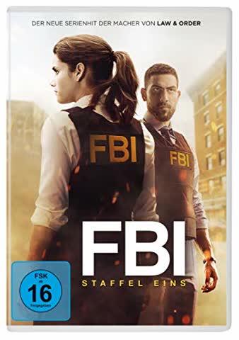 FBI - Staffel Eins [5 DVDs]