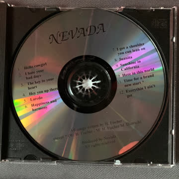 Nevada - Hello Cowgirl