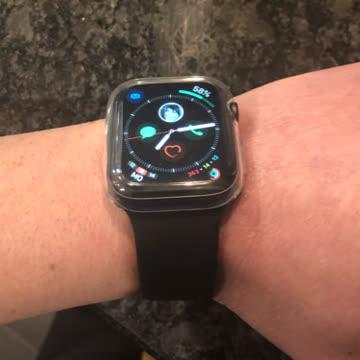 Silikon-Bumper für Apple Watch Series 5 (44mm)