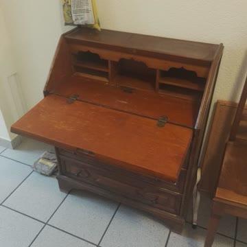 Schreibtisch-Komode
