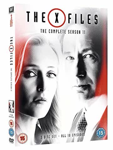 Dvd - X-Files The Season 11 [Edizione: Regno Unito] (1 DVD)
