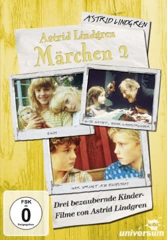 Astrid Lindgren Märchen 2 (DVD)
