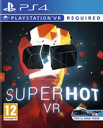 VR Superhot PS-4 AT