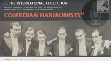 Comedian Harmonists - The International Collection