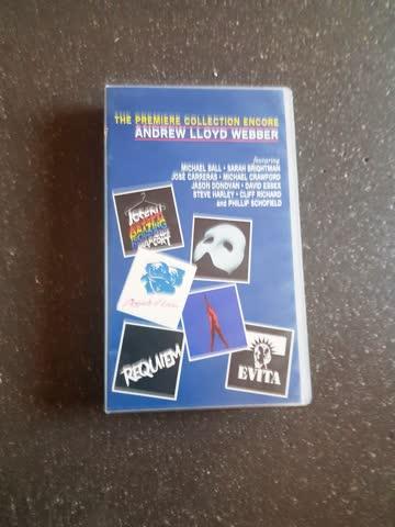 Sarah Brightman - The Premiere Collection Encore Andrew Lloyd Webber