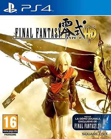 Final Fantasy Type 0 HD Jeu PS4