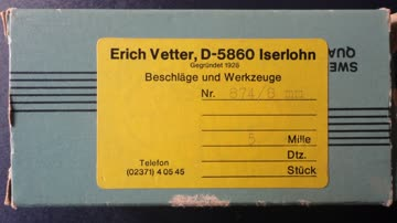 Heftklammern 1 Schachtel, 5000 Stk.