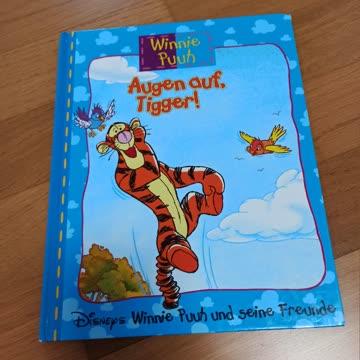 Winnie Puh Augen auf,Tigger!