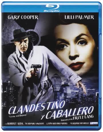 Cloak And Dagger - Clandestino Y Caballero [Spanien Import]