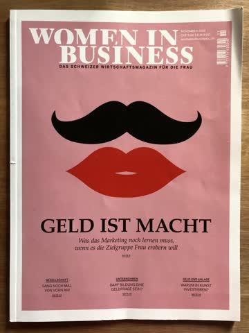 Women in Business - Wirtschaftsmagazin für Frauen - Nov 19