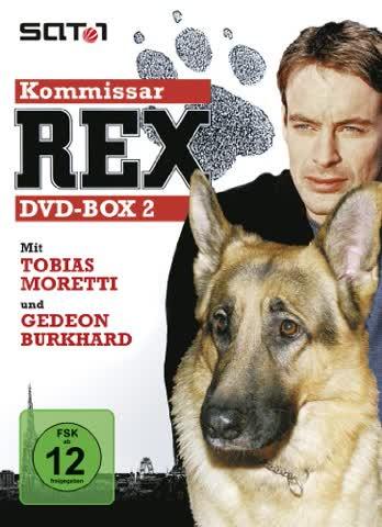 DVD * Kommissar Rex - DVD-Box 2 [Import allemand]