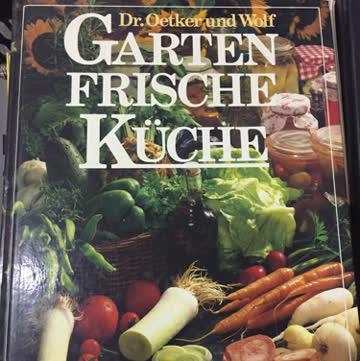 Garten Frische Küche