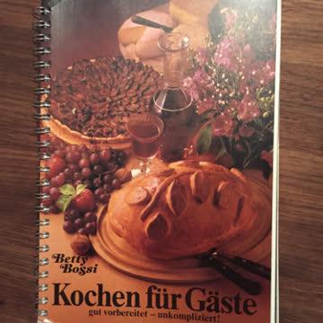 Kochen für Gäste