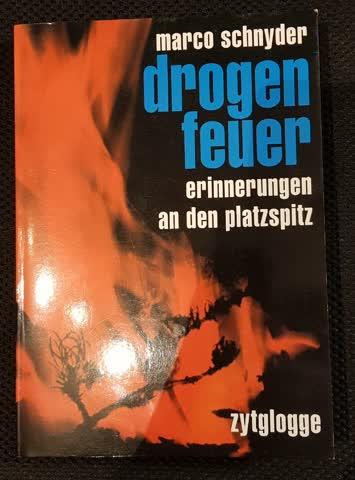 Drogenfeuer, Marco Schnyder