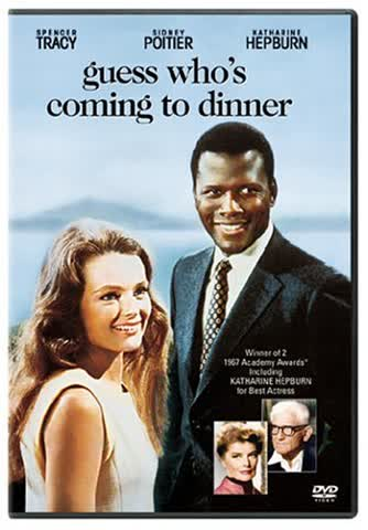 Guess Who's Coming to Dinner [DVD] [1968] [Region 1] [US Import] [NTSC]