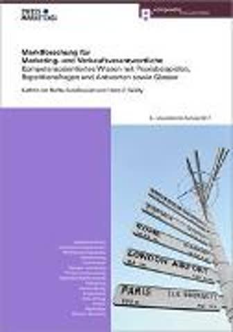 Marktforschung für Marketing- und Verkaufsverantwortliche