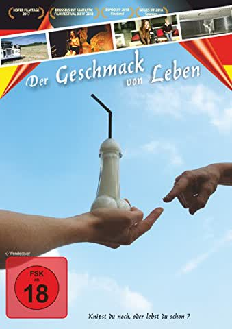 MÖNNING,ANTJEN./PEGLER,ANDREAS/SEIDENBERGER,W./+ - DER GESCHMACK VON LEBEN (1 DVD)
