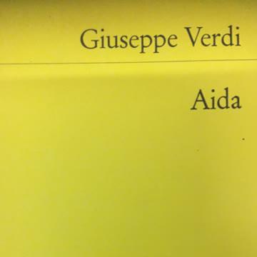Verdi,G: Aida