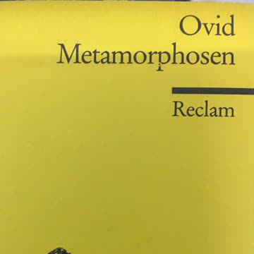 Ovid: Metamorphosen