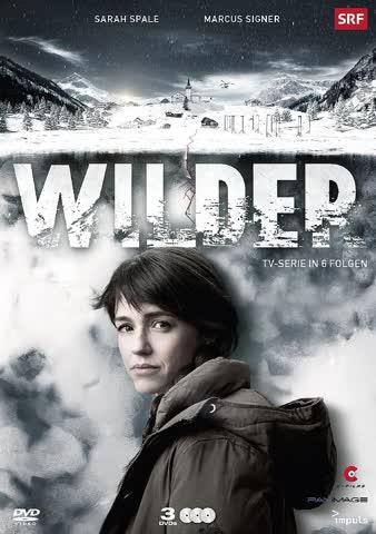 Wilder - Staffel 1 - DVD