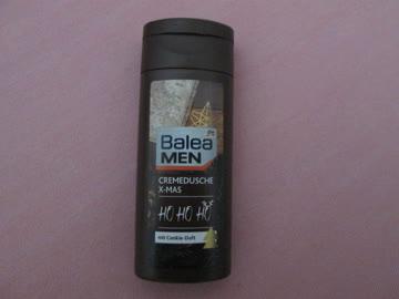 Balea Men Cremedusche X-MAS mit Cookie-Duft