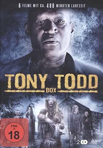 TODD,TONY - TONY TODD BOX (1 DVD)