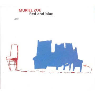 Muriel Zoe - Red and Blue
