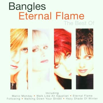 the Bangles - Eternal Flame:the Best of
