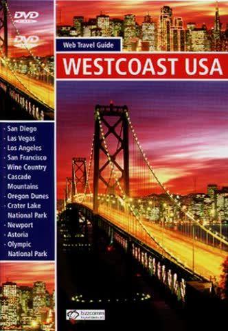 West Coast USA - DVD Travel Guide