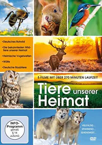 Tiere unserer Heimat