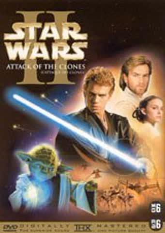 STAR WARS EP 2 ATTACK O