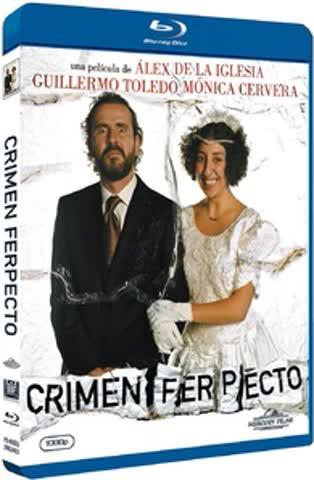 Crimen Ferpecto (Spanien-Import)
