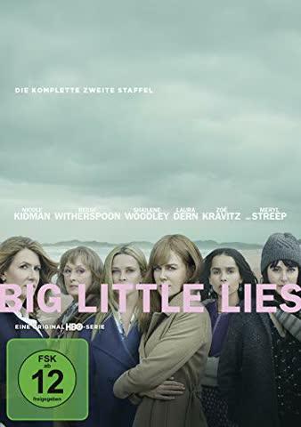 Big Little Lies - Die komplette zweite Staffel [2 DVDs]