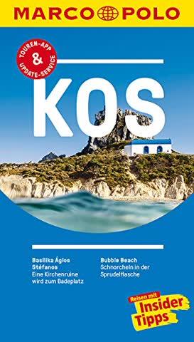 MARCO POLO Reiseführer Kos: Reisen mit Insider-Tipps. Inklusive kostenloser Touren-App & Events&News