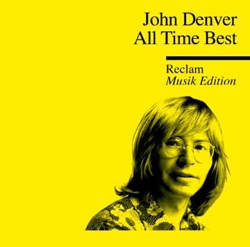 John Denver - All Time Best - Reclam Musik Edition 33