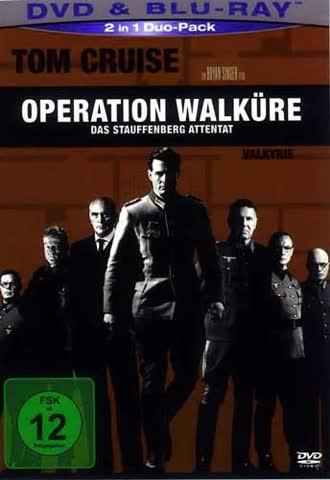 Operat¡on Walkuere (2-dvd&bd)