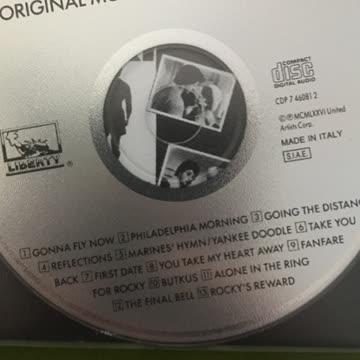 Rocky: Filmmusik