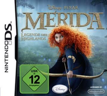 Merida - Legende der Highlands [German Version]