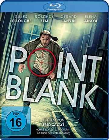 Point Blank - Aus kurzer Distanz [Blu-ray]