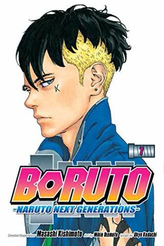 Boruto, Vol. 7: Naruto Next Generations (Boruto: Naruto Next Generations, Band 7)